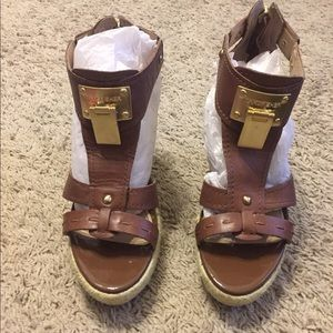 Marc Fisher Sandals- 7.5